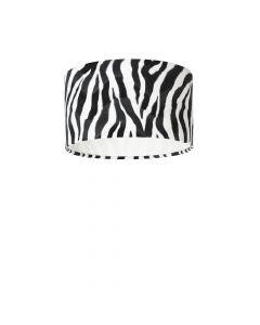 Lampenschirm Zebra Ø 35cm, Höhe 24cm